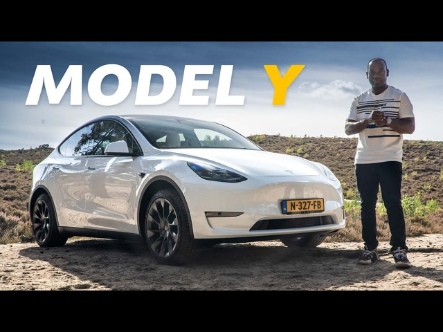 NEW Tesla Model Y Review: The Best (And WORST) Tesla? 4K
