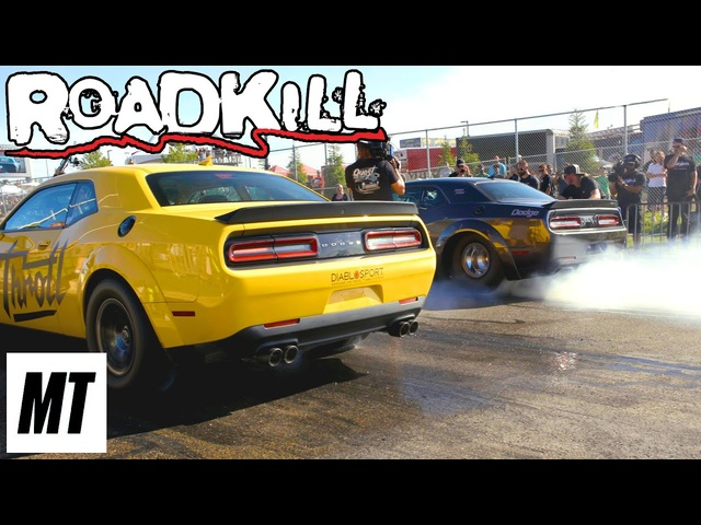 Trading Down and Giving Back at Roadkill Nights Powered by Dodge! | Roadkill | MotorTrend