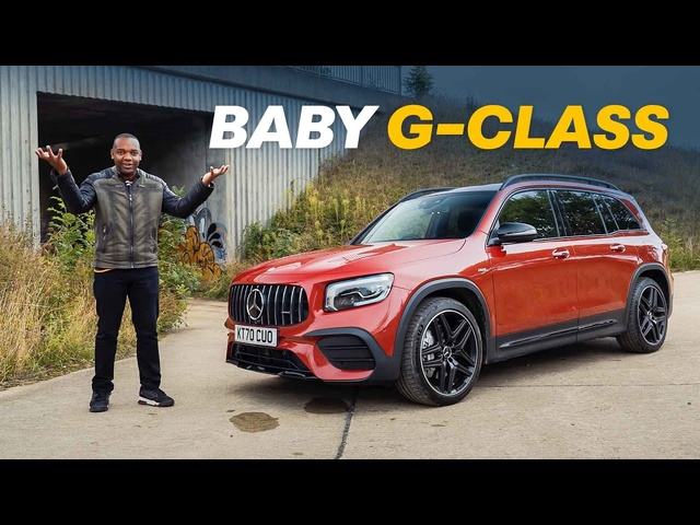 NEW Mercedes-AMG GLB 35 Review: A302HP Baby G-Class | 4K