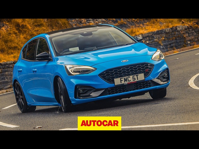 More precision, more fun? New Ford Focus ST Edition review | Autocar