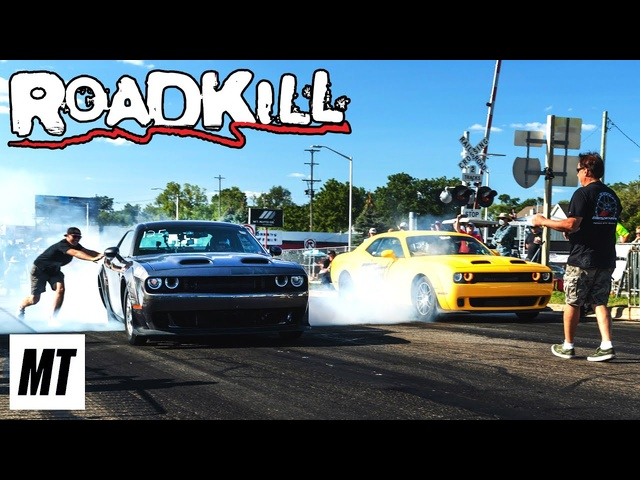 Roadkill Nights Powered by Dodge | 2021 Highlights | MotorTrend