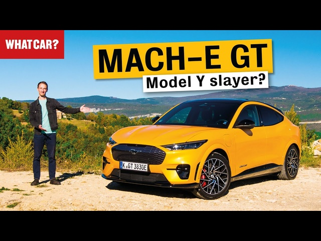 NEW Ford Mustang Mach-E GT review – better than aTesla Model Y? | What Car?