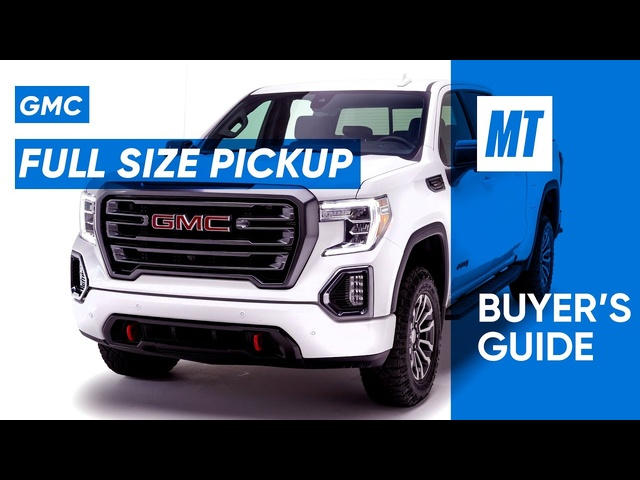 2021 GMC Sierra 1500 AT4 REVIEW | Buyer's Guide | MotorTrend