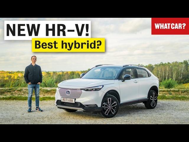 NEW Honda HR-V review – the best hybrid SUV? | What Car?