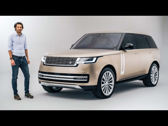 NEW Range Rover: FIRST LOOK | Carfection 4K