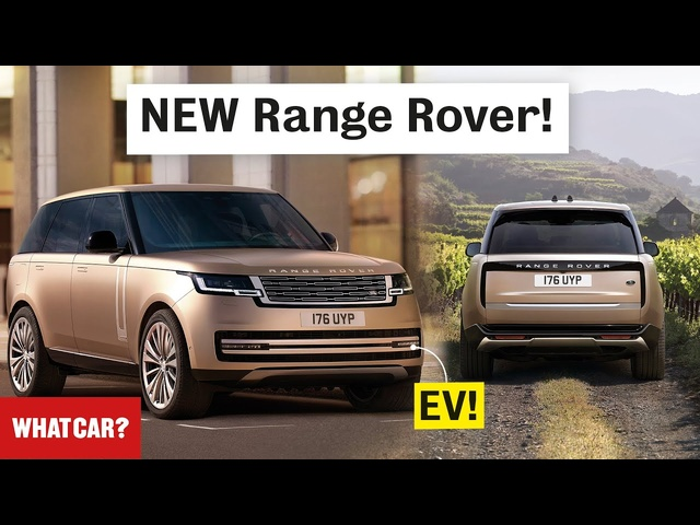 NEW Range Rover revealed! – everything you need to know | What Car?